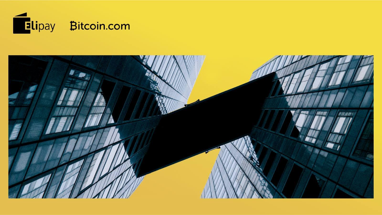Partnerstvo Eligme z Bitcoin.com